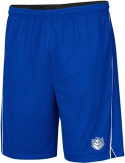 Colosseum Athletics Men's Saint Louis University Embroidered Mesh Shorts