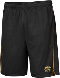 Colosseum Athletics Men's Wichita State University Embroidered Mesh Shorts