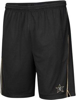 Colosseum Athletics Men's Vanderbilt University Embroidered Mesh Shorts