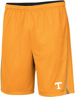 Colosseum Athletics Men's University of Tennessee Embroidered Mesh Shorts