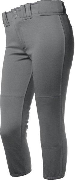 RIP-IT Women's Adira Classic Softball Crew Pants
