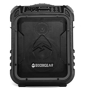 ECOXGEAR EcoExplorer Waterproof Bluetooth Speaker