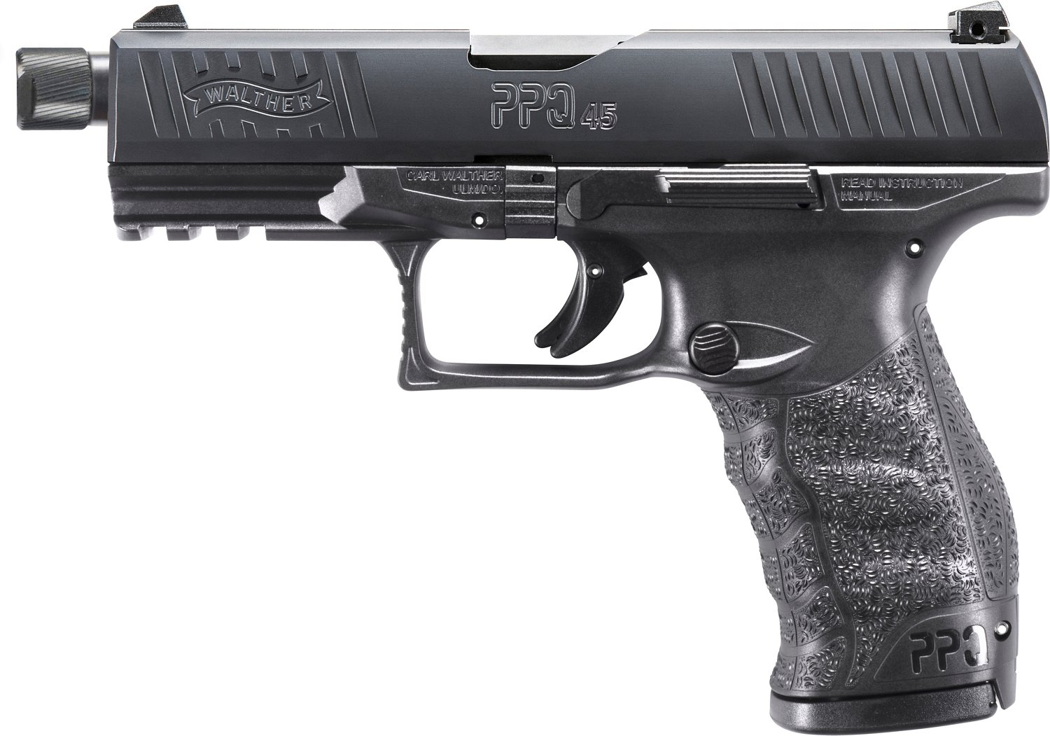 Walther PPQ M2 SD .45 ACP Pistol - view number 1