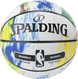 Spalding NBA Marble Series Basketball