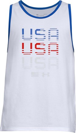 Under Armour Men's USA Tank Top