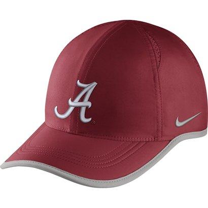 Nike Men s University of Alabama COL Featherlight Cap  4a2ccdd12c8d