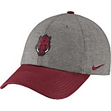 on sale 47ab3 27a6b Nike Men s University of Arkansas COL Heritage86 Heather Cap