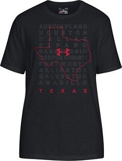 Under Armour Men's Texas Cities T-shirt