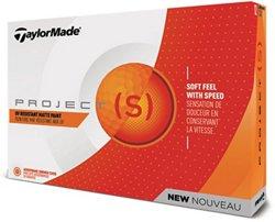 TaylorMade Project S Matte Golf Balls