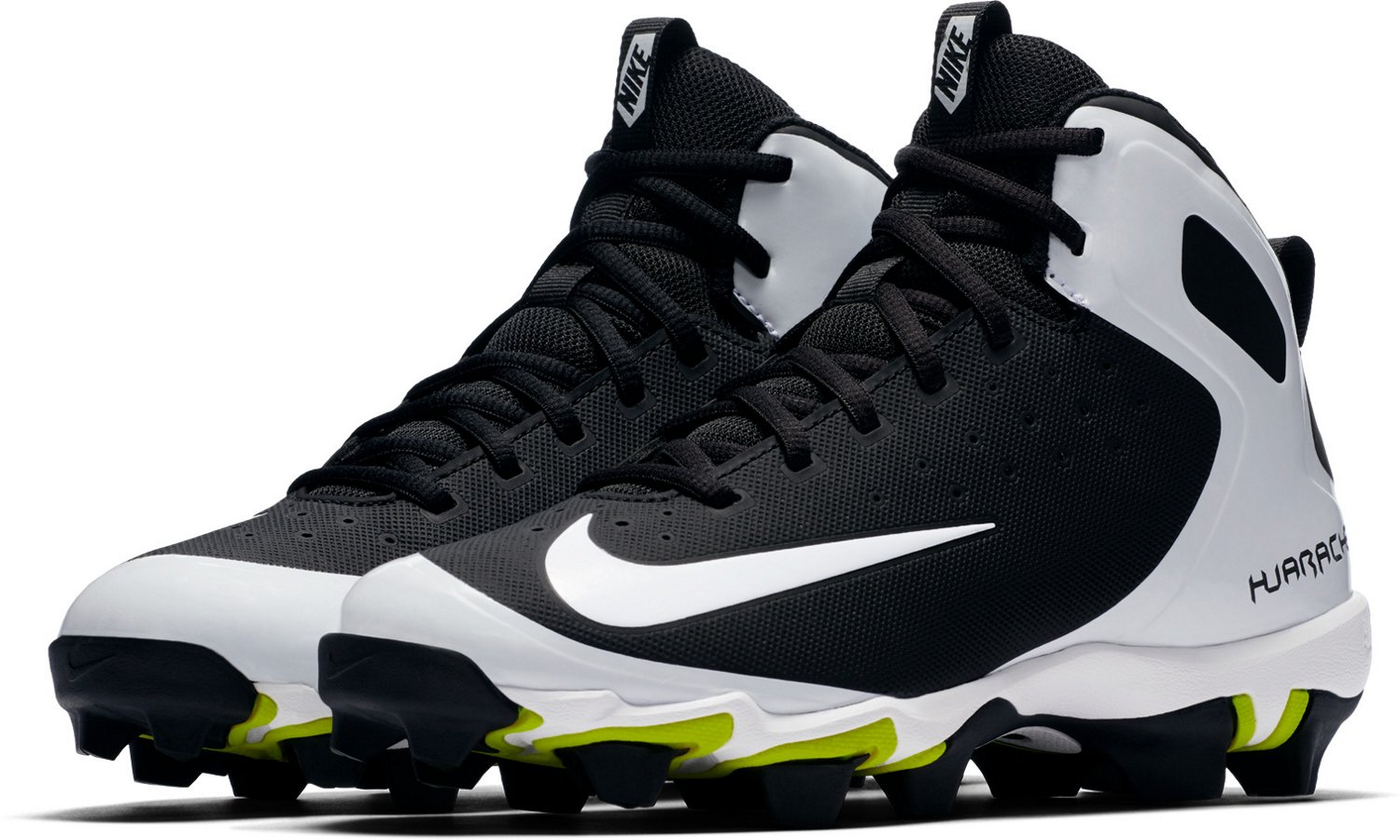 Nike Boys' Alpha Huarache Pro Mid MCS Baseball Cleats - view number 2