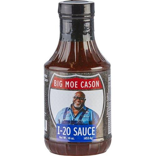 Big Moe Cason 16 oz I-80 Barbecue Sauce