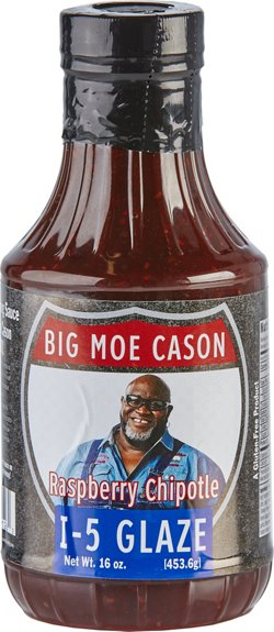 Big Moe Cason 16 oz I-5 Raspberry Chipotle Glaze
