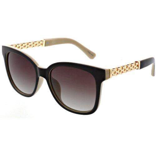 SOL PWR Polarized Square Sunglasses
