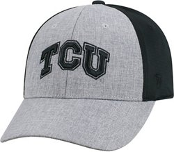 Top of the World Adults' Texas Christian University 2-Tone Fabooia Cap