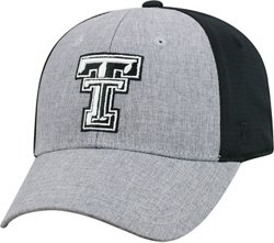 Top of the World Adults' Texas Tech University 2-Tone Fabooia Cap