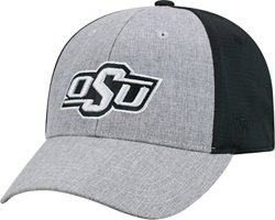 Top of the World Adults' Oklahoma State University 2-Tone Fabooia Cap