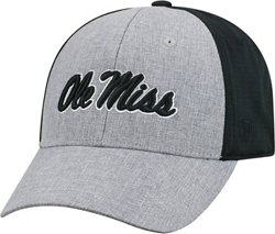 Top of the World Men's University of Mississippi 2-Tone Fabooia Cap