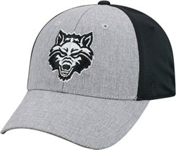 Top of the World Men's Arkansas State University Flex Fit Cap
