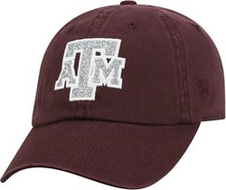 Top of the World Women's Texas A&M University Razzle Cap