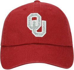 Top of the World Women's University of Oklahoma Razzle Cap
