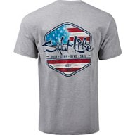 Salt Life Men's Ameriseas Short Sleeve T-shirt