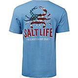 Salt Life Men's American Crab Pocket T-shirt