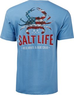 Men's American Crab Pocket T-shirt