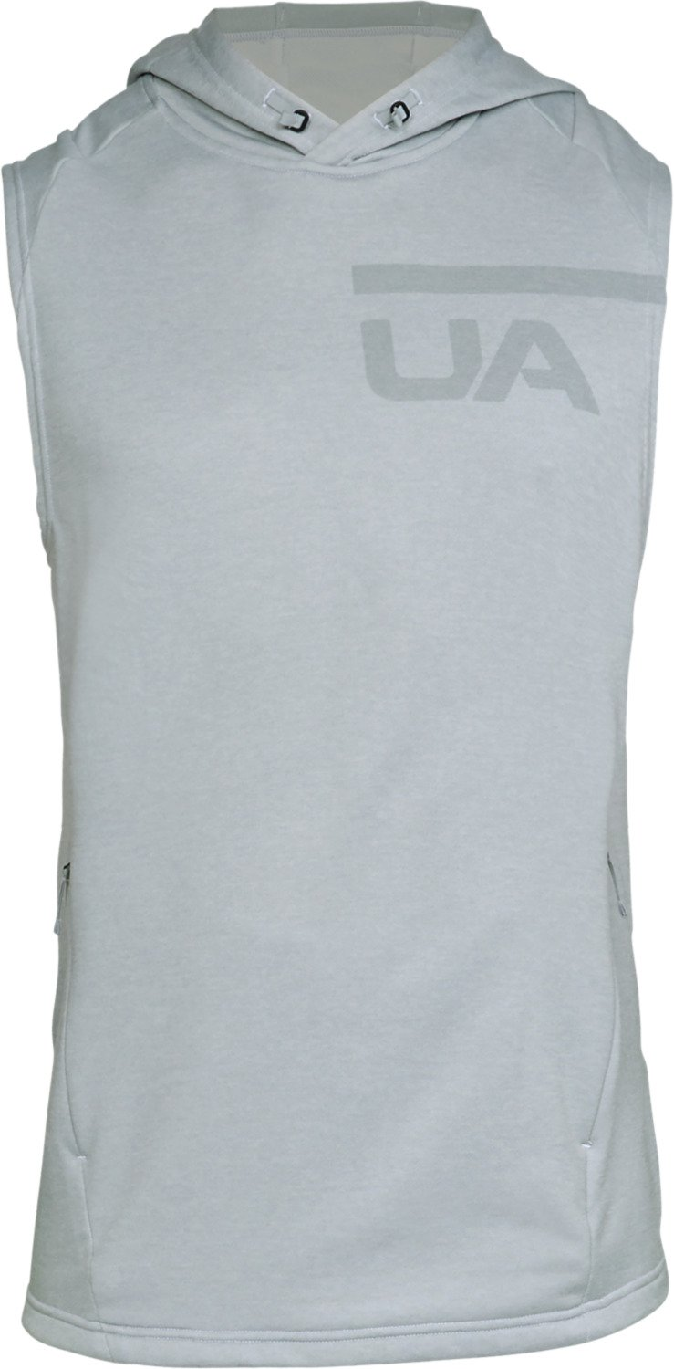 c5e8e505 Display product reviews for Under Armour Men's MK1 Tech Terry Sleeveless  Hoodie