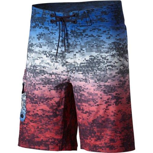 Columbia Sportswear Men's PFG Offshore Camo Fade Board Shorts