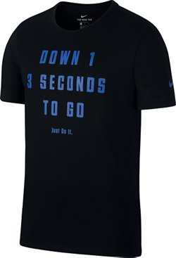 Nike Men's Down 1 Dry Basketball T-shirt