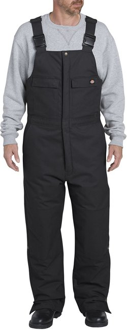 Dickies Men's FLEX Sanded Duck Insulated Bib Overall