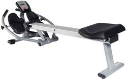 Full Motion Hydraulic Rowing Machine