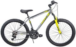 Huffy Boys' Wrath 24 in 21-Speed Mountain Bicycle