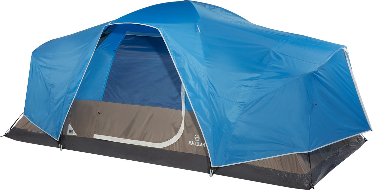 Display product reviews for Magellan Outdoors El Ocho 8 Person Cabin Tent  sc 1 st  Academy Sports + Outdoors & Cabin Tents | Coleman Magellan u0026 More | Academy