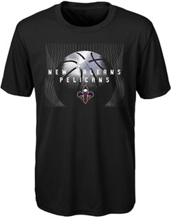 NBA Boys' New Orleans Pelicans Arena Performance T-shirt