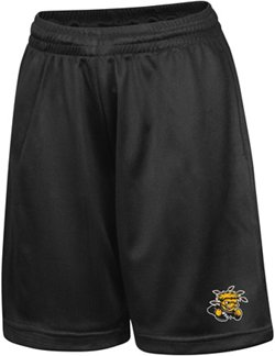 Colosseum Athletics Kids' Wichita State University Basic Mesh Shorts