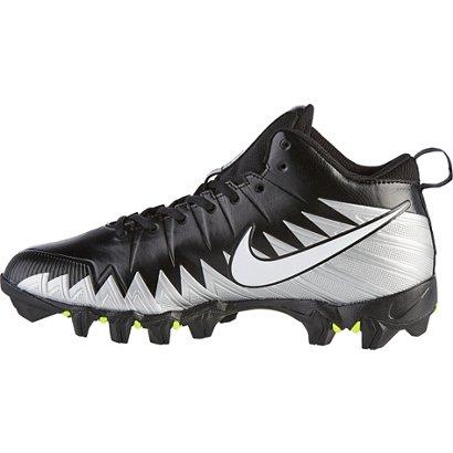 84d9f9d230f2 ... Nike Men's Alpha Menace Shark 2E Wide Football Cleats. Men's Football  Cleats. Hover/Click to enlarge. Hover/Click to enlarge