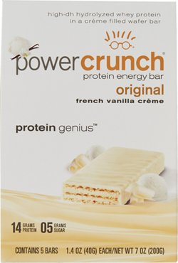 Power Crunch Protein Bars