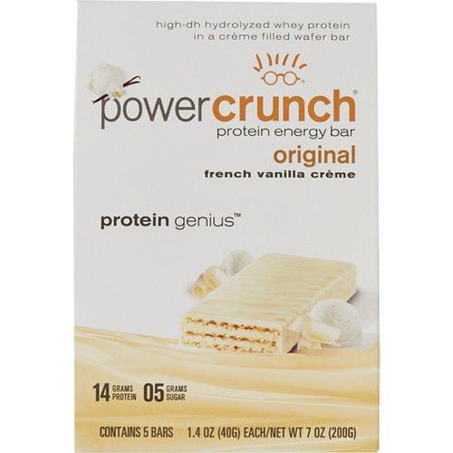 Power Crunch Protein Bars