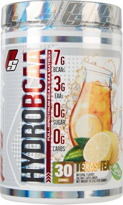 Pro Supps HydroBCAA Supplement