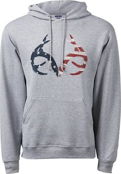 Realtree Men's Pullover Fleece Hoodie