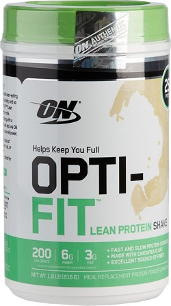 Optimum Nutrition Opti-Fit Lean Protein Powder