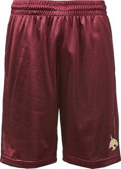 Colosseum Athletics Kids' Texas State University Basic Mesh Shorts