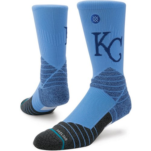 Stance Kansas City Royals Diamond Pro Crew Socks