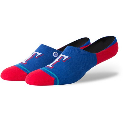 Stance Texas Rangers Super Invisible No Show Socks