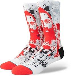 Stance Houston Rockets James Harden Splatter Crew Socks