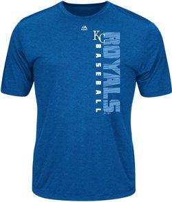 Majestic Men's Kansas City Royals Winning Commitment T-shirt