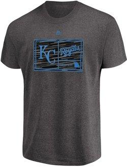 Majestic Men's Kansas City Royals Gameday Attitude T-shirt