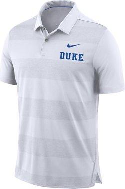 Nike Men's Duke University Early Season Polo Shirt
