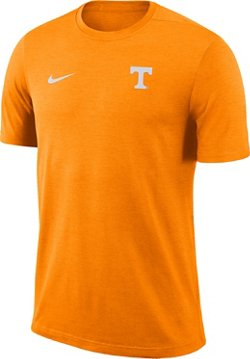 Nike Men's University of Tennessee Dry Coaches Short Sleeve T-shirt